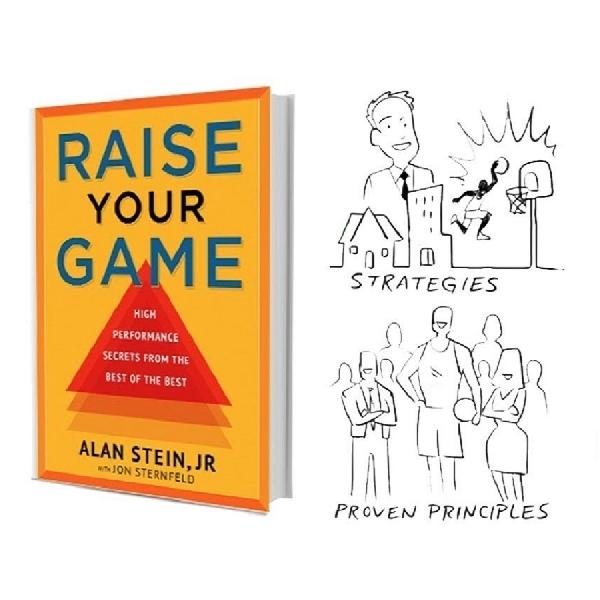"""Rekomendasi Buku Pekan Ini: """"Raise Your Game"""" dari Alan Stein Jr"""