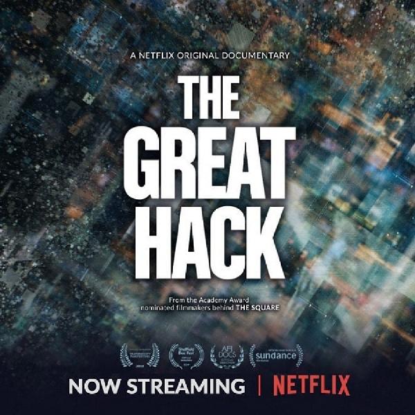 """Ikuti Dokumenter Pencurian Data Dunia Maya dalam """"The Great Hack"""""""
