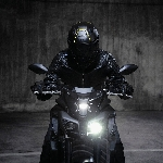 Helm X.R2 Dark Division dari Nexx, Tawarkan Desain dan Fungsi Maksimal
