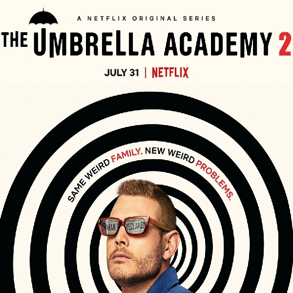 """The Umbrella Academy Season 2"" Tayang Akhir Juli"