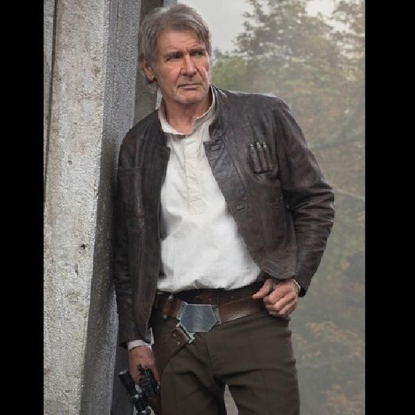 Harrison Ford Lelang Jaket Han Solo Karena Terinspirasi Putrinya
