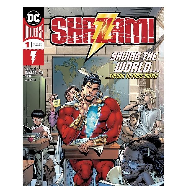 5 Penjahat Calon Lawan Shazam di Sekuel
