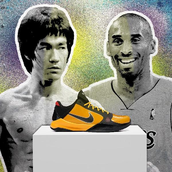 Antara Bruce Lee, Kobe Bryant, dan Nike Kobe