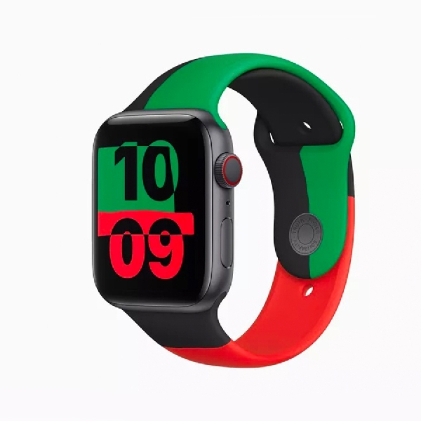Apple Luncurkan Apple Watch 'Black Unity Collection' Edisi Terbatas