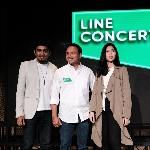 Apresiasi Penggunanya, LINE Concert Hadirkan Kolab Musisi Lokal dan Internasional