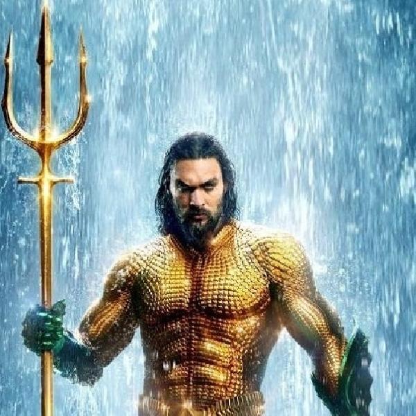 Simak Tampilan Kostum Terbaru Jason Momoa di Aquaman 2: Aquaman and The Lost Kingdom