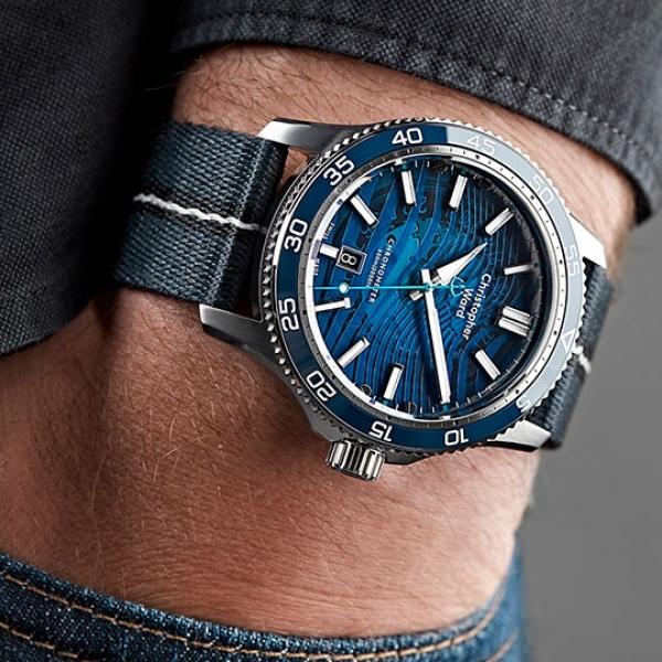 Arloji Ini Terbuat dari Daur Ulang Sampah Laut!