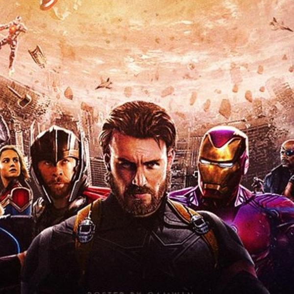 Sosok Superhero Misterius Muncul di Trailer Singkat Avengers: Infinity War
