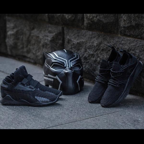 Sneakers Spesial Black Panther Ini Bisa Dimiliki Mereka yang Beruntung