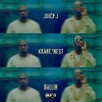 Setelah Satu Dekade, Juicy J Kembali Berkolaborasi dengan Kanye West dalam 'Ballin'