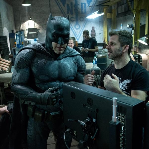 Batmobile Versi Justice League Dibekali Dua Senjata Baru