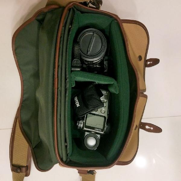 Bergaya Retro, Tas Kamera ini Bisa Tampung Banyak Perangkat