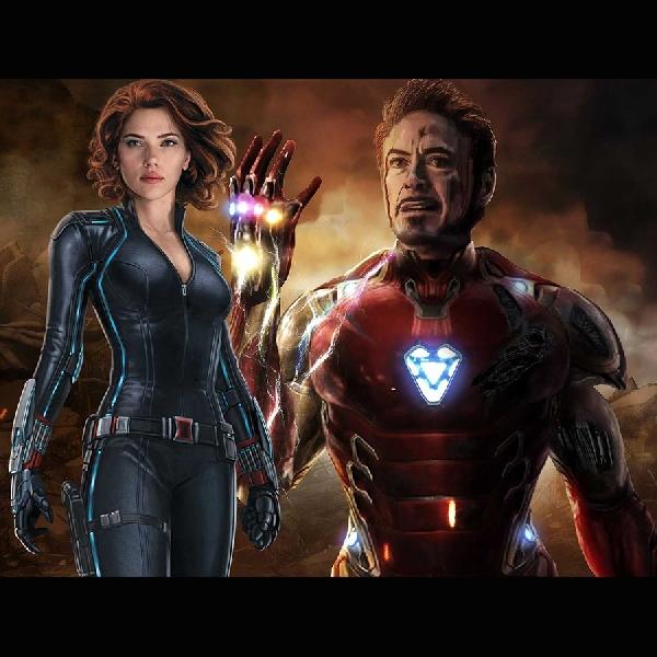 Tony Stark Dikabarkan Kembali Untuk Film Black Widow