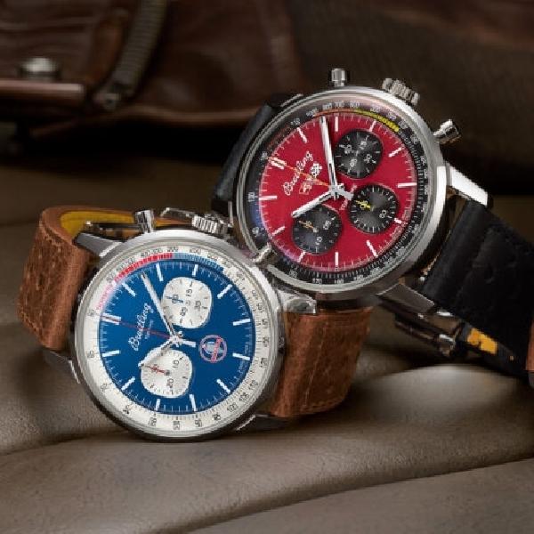 Koleksi Baru Breitling Angkat 3 Muscle Car Legendaris
