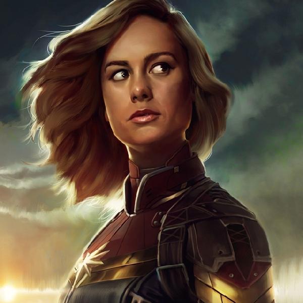 Mengenal Captain Marvel, Superhero pada Credit Scene Avengers: Infinity War