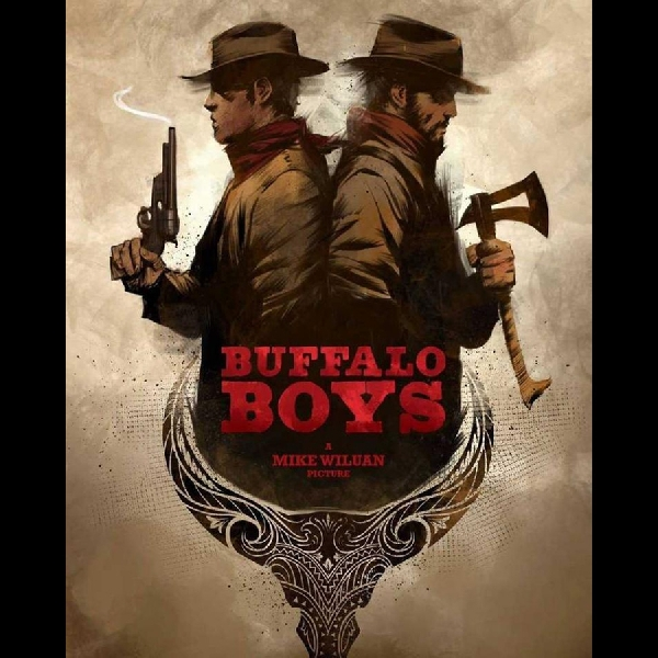 Dibalik layar film Buffalo Boys: Film Indonesia dengan Atmosfer Western