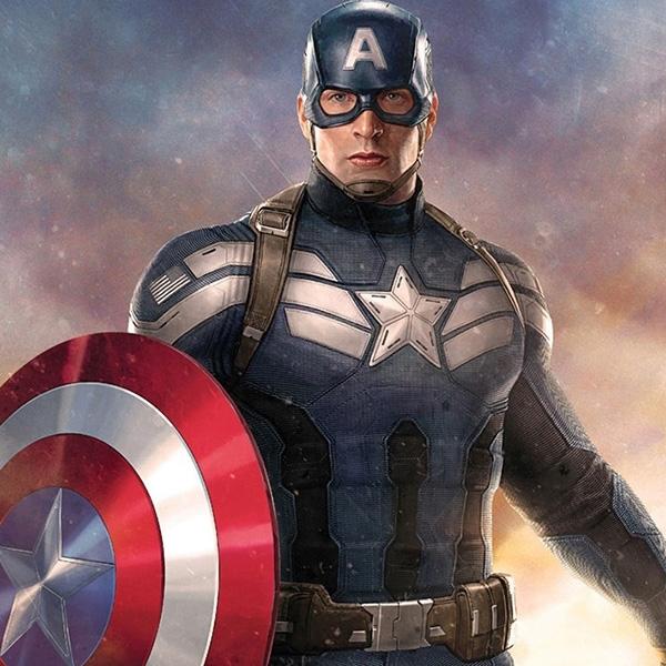 Marvel Sumbangkan Perisai Captain America