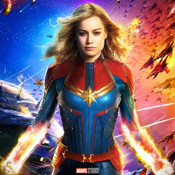 Captain Marvel Lampaui Rekor Batman