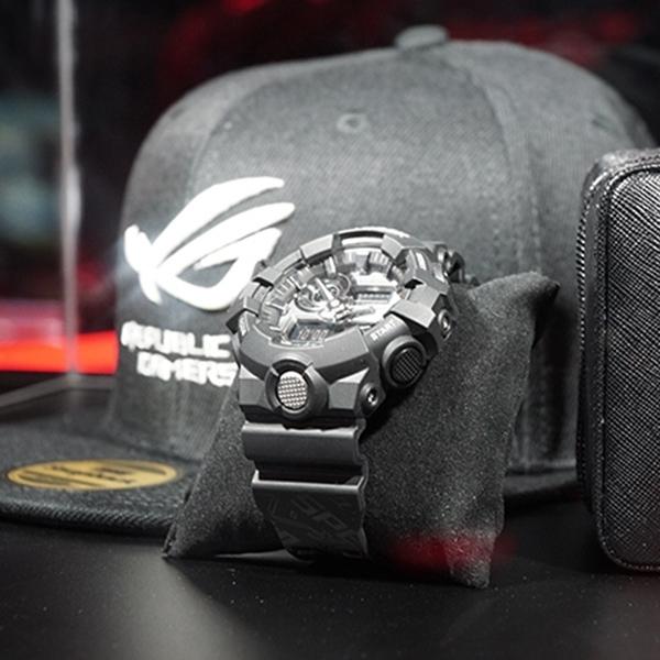 Kolaborasi Casio dan Asus Lahirkan G-Shock ROG
