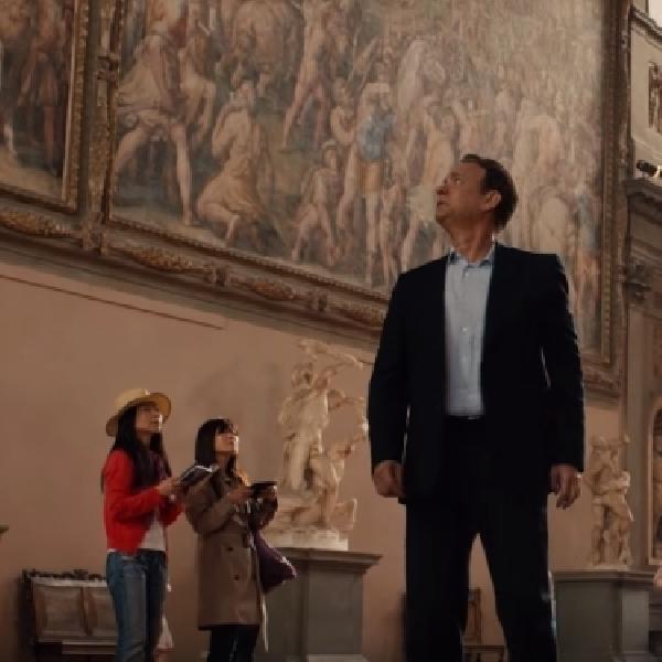 Robert Langdon Kembali Bertualang di Film Inferno