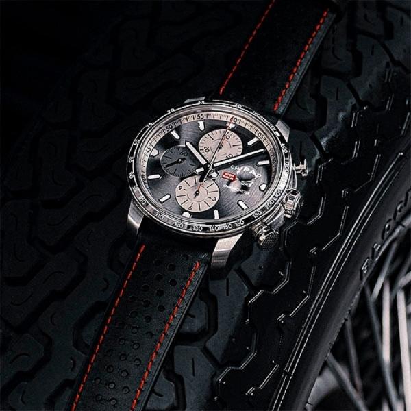 Chopard Perkenalkan Kronograf Edisi Balap Mille Miglia 2021