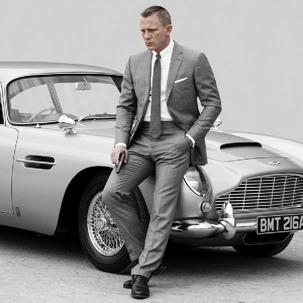 Daniel Craig Nyatakan Mungkin Akan Kembali Sebagai James Bond