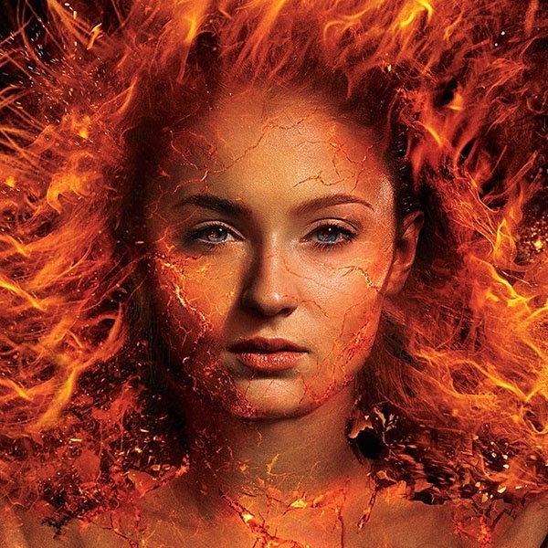 Intip Foto Terbaru X-Men: Dark Phoenix