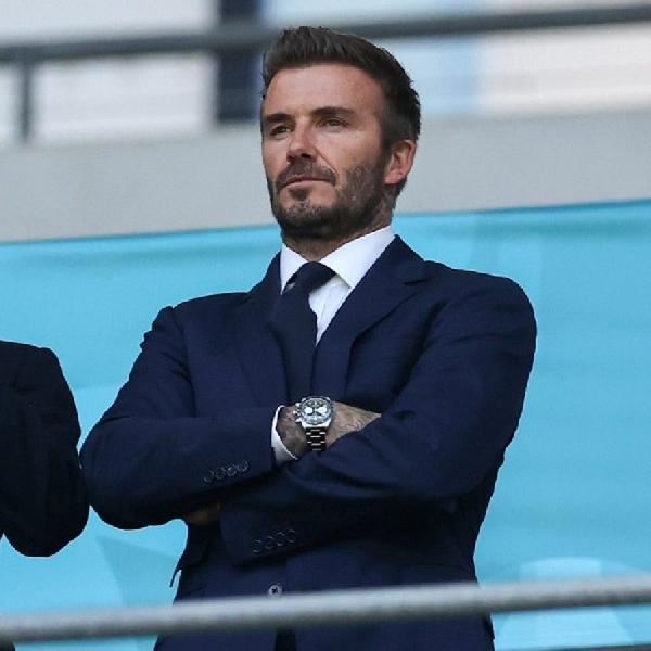 David Beckham Datang Ke Euro 2020 Bersama Tudor Black Bay Chrono