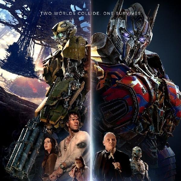 Poster Terbaru Transformers Tampilkan Situs Purbakala Stonehenge