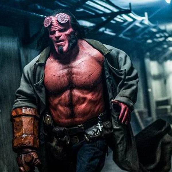 Ini Dia Trailer Pertama dari Film Hellboy 2019