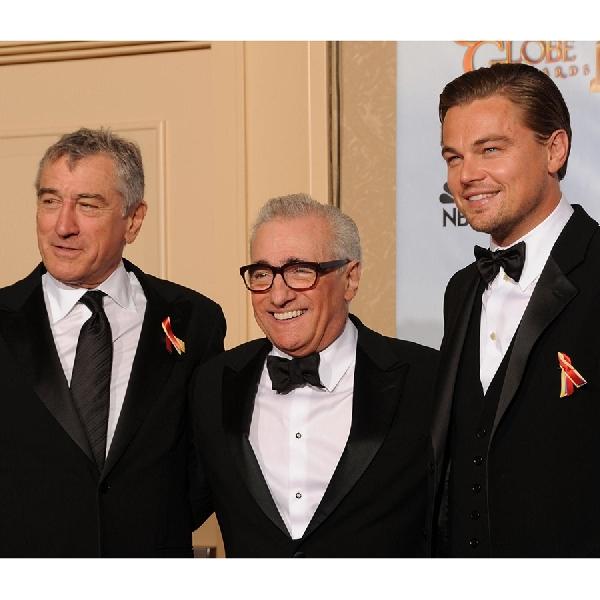 Martin Scorsese Akan Membuat Film Dengan Bintang DeNiro dan DiCaprio