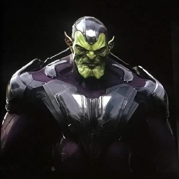 Seru, Bakal Ada Karakter Baru Di Captain Marvel