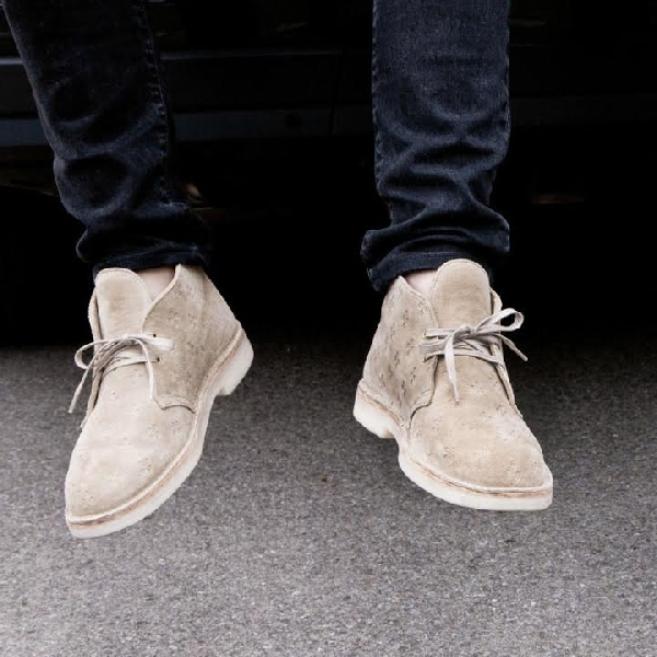 Drake dan Clarks RIlis Desert Boot Super Stylish