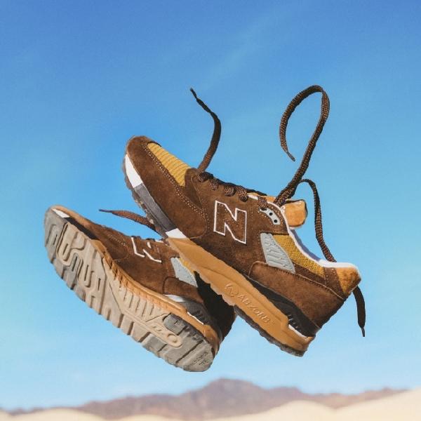 Ini Sneakers New Balance yang Terinspirasi dari Taman Nasional Amerika Serikat