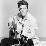 Gitar Legendaris Elvis Presley Dilelang