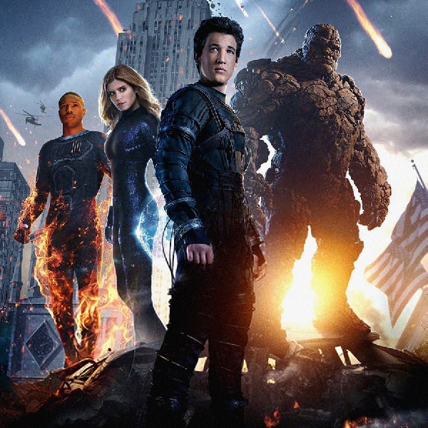 Marvel Reboot Fantastic Four