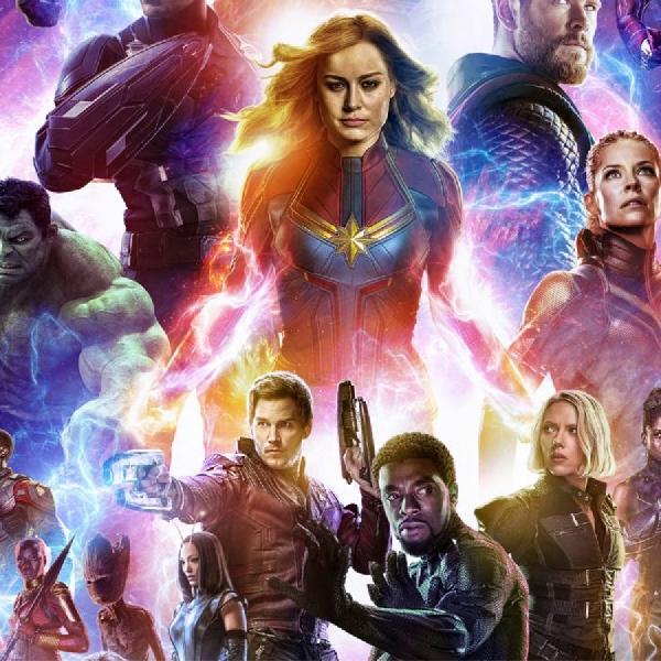 Captain Marvel dan Avenger 4 Raih Film Paling Ditunggu Versi IMDB