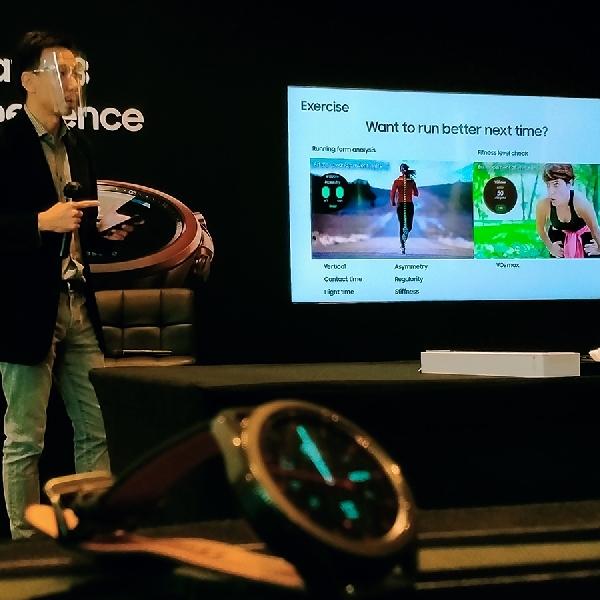 Samsung Galaxy Watch 3 Dukung Gaya Hidup Sehat Masa New Normal