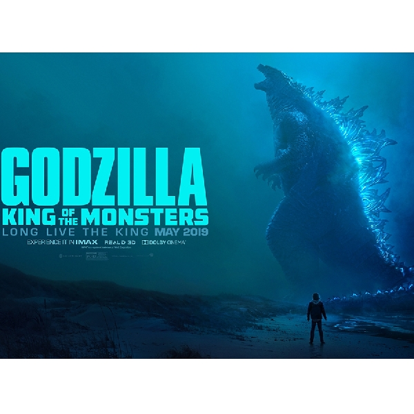 Trailer Terakhir Godzilla : King Of The Monsters