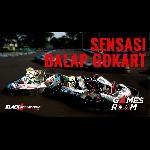 Sensasi Pebalap Sirkuit Mini Gokart dengan Lamtoro Karting