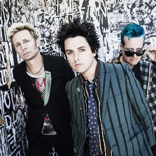 Resmi, GreenDay Ikut Tampil di British Summer Time 2017