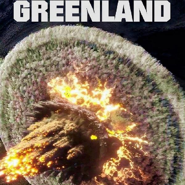Greenland, Film Tentang Serangan Meteor ke Bumi