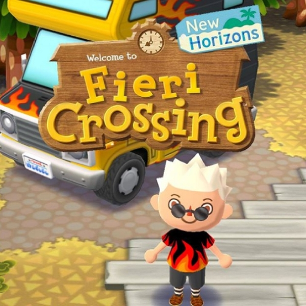 "Saat Masa Karantina Para Seleb Dunia Ini Juga Ikut Bermain ""Animal Crossing"""