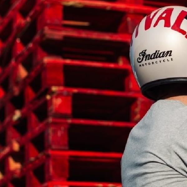 Helm Terlangka Ini Siap Direbut, Hanya 50 yang Pernah Diproduksi