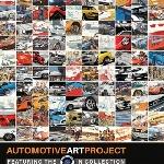 Limited Edition! Inilah Buku Unik Berisi 150 Karya Seni Otomotif
