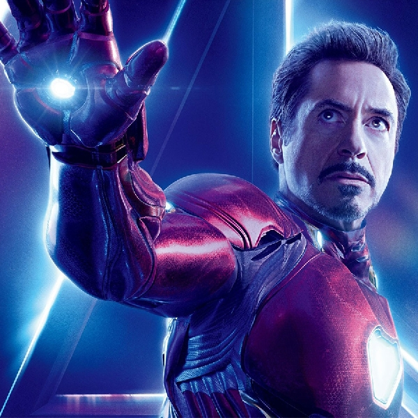 Monumen Patung Asli Untuk Hormati Iron Man Dibangun di Italia