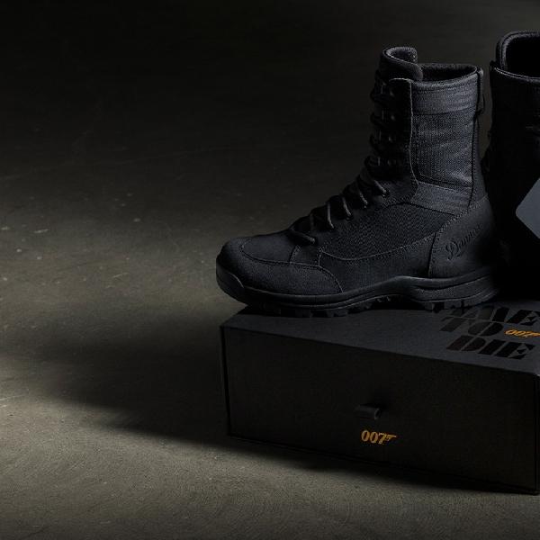 Sekarang Anda juga Bisa Memakai Sepatu Terbaru Agen 007