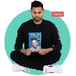 """Jay Shetty Berbagi Pengalaman Lewat Buku """"Think Like a Monk"""""""