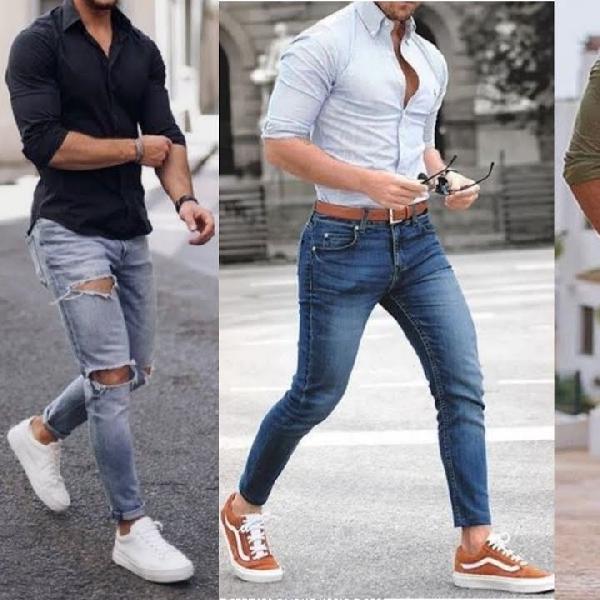 Daftar Pilihan Sepatu untuk Dipadukan Dengan Jeans