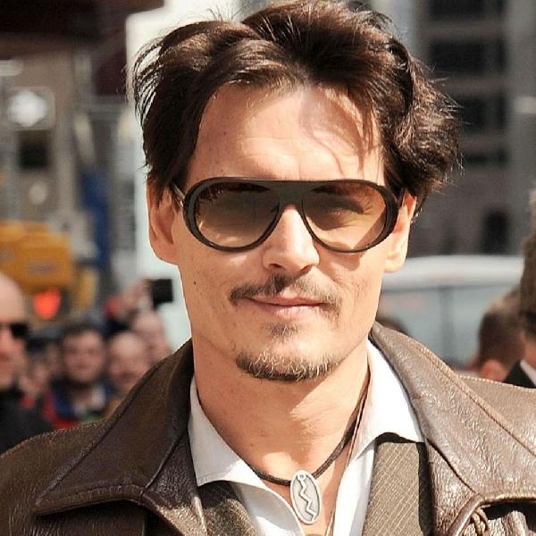 Johnny Depp Perankan Penyihir Jahat dalam 'Fantastic Beasts'